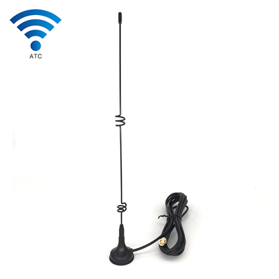Suction cup antenna